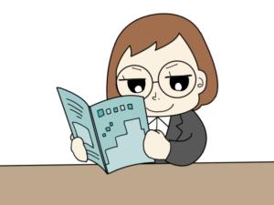 小冊子の作り方・まんがイラスト