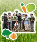 【農業者の販路開拓支援】地域の農産加工グループ・農業者の売上アップを目指して、営業の基本から展示会やホームページまで、農業についてまるごとお手伝いしています。