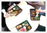 昼食のイメージ